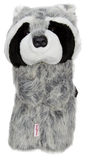 Daphnes Raccoon Driver Golf Headcover