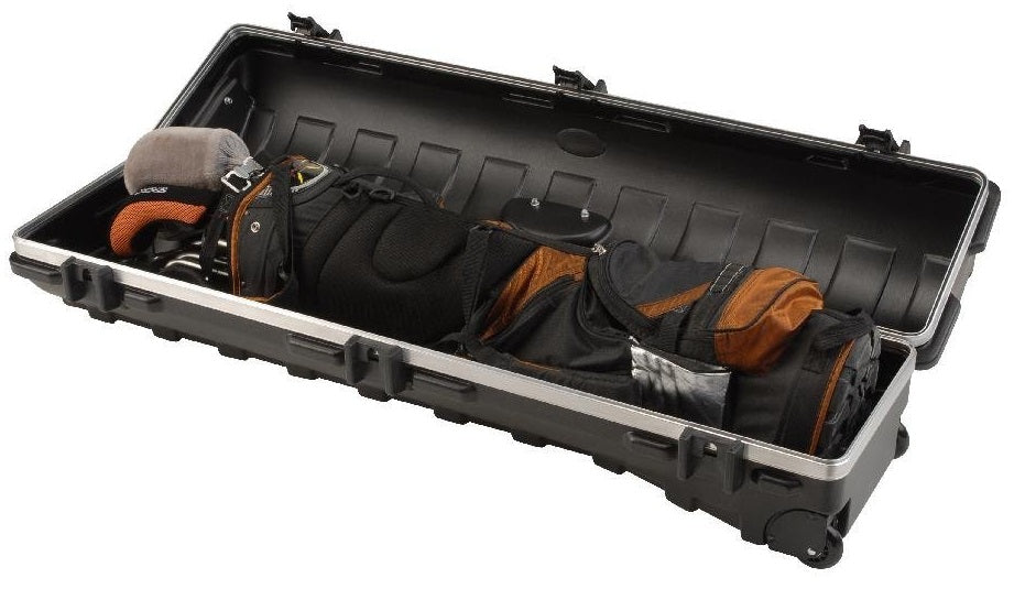 Skb ATA Standard Golf Travel Case Hard Shell Case