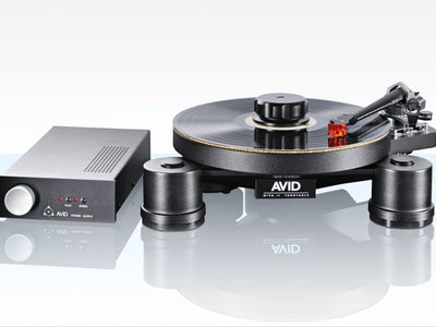AVID HIFI Diva II SP (Excludes Arm & Cartridge) - £3,300.00