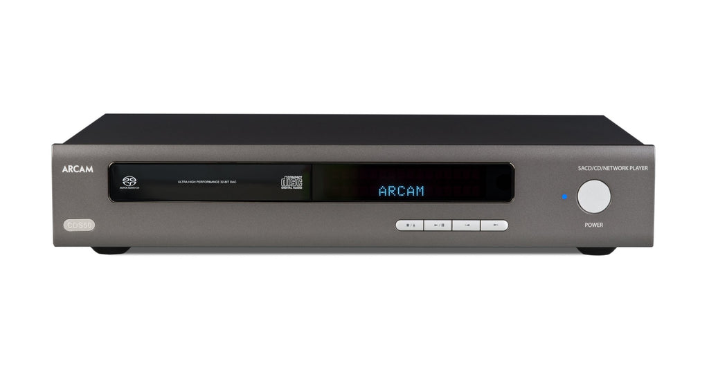 Arcam CDS50 SACD/CD playback with Network Streaming - Martins Hi-Fi