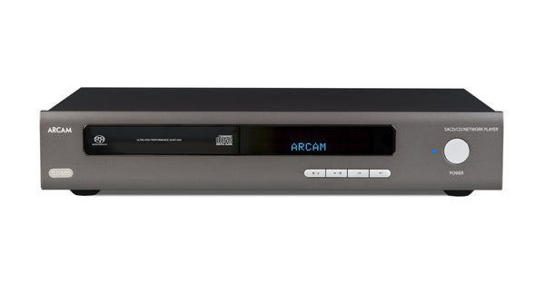Image of CDS50 SACD/CD playback with Network Streaming