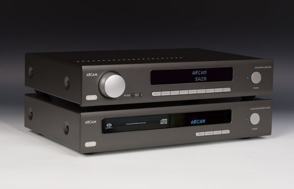 Image of SA20 Integrated Amplifier