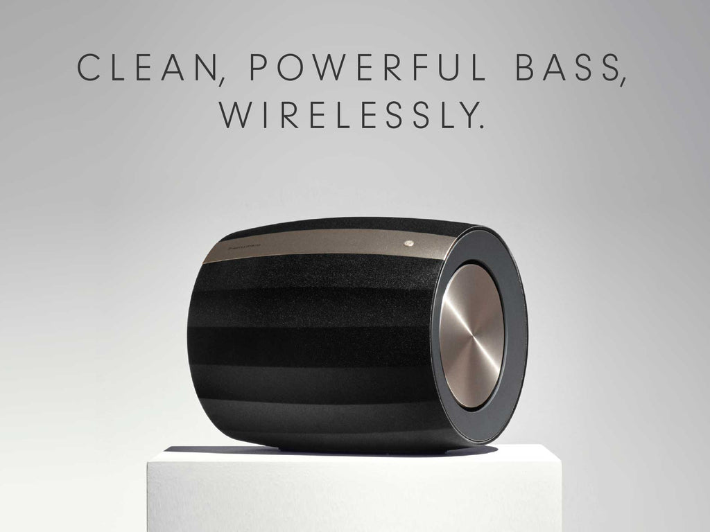Bowers & Wilkins Formation Bass - Martins Hi-Fi