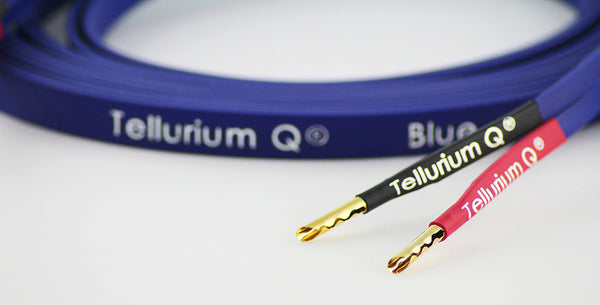 Image of TELLURIUM Q SPEAKER CABLE: BLUE Un-terminated off the real