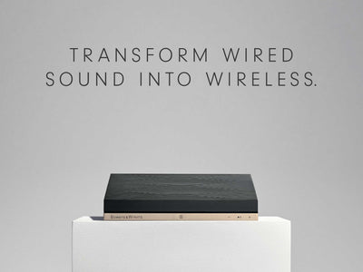 Bowers & Wilkins Formation Audio - £699.00