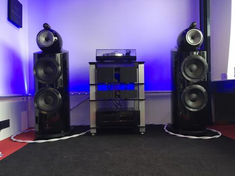 Image of Bowers & Wilkins (B&W) 800D3