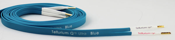 Image of TELLURIUM Q SPEAKER CABLES: ULTRA BLUE Un-terminated off the reel