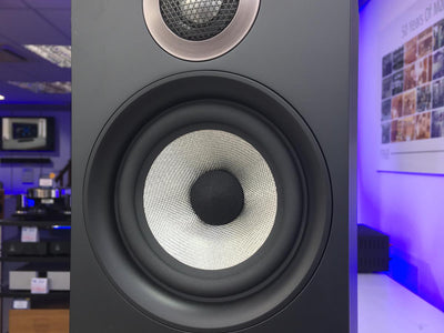 Bowers & Wilkins 607 Speakers - £399.00