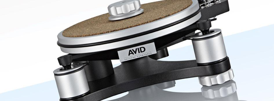 AVIDHIFI Volvere SP (Excludes Arm & Cartridge) - Martins Hi-Fi