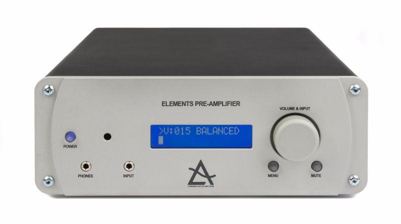 Leema Acoustics Elements Pre-Amplifier - Martins Hi-Fi