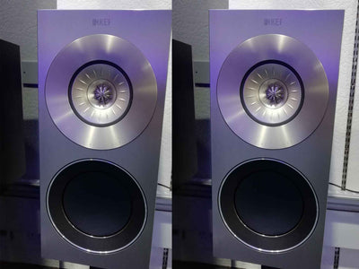Kef Reference 1 Walnut inc Stands - £3,800.00