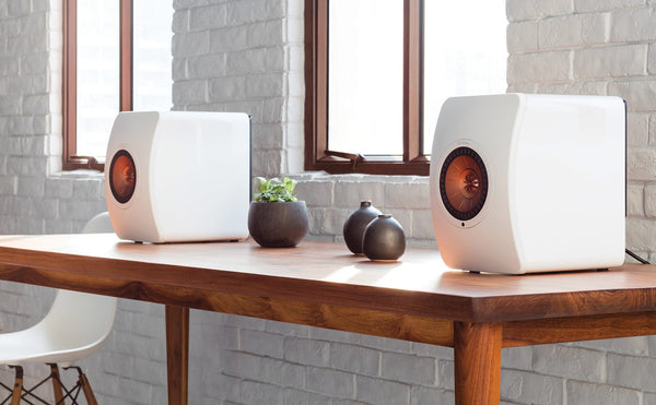 Image of Kef LS50 Wireless
