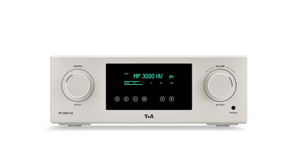 Image of T+A PA3000HV Integated Amplifier