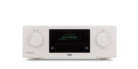 T&A PDT 3100 HV CD/SACD Transport - £13,966.00