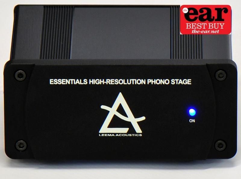 Leema Acoustics Essentials Phonostage - Martins Hi-Fi