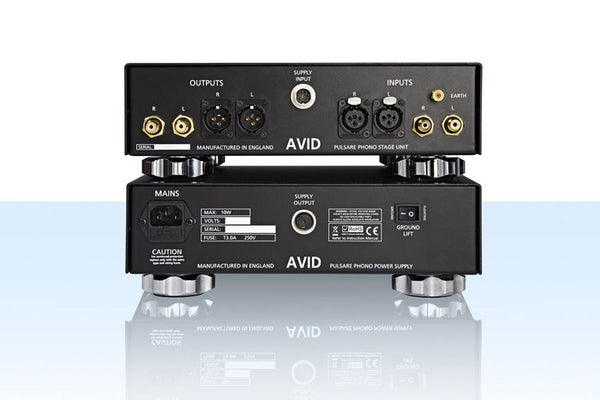 Image of AVID HIFI Pulsare II Phono Stage