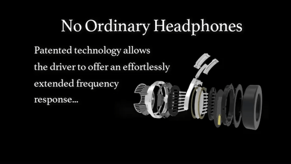 Image of Quad ERA-1 Headphones