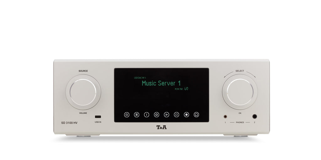 T+A SD 3100 HV Streaming DAC - Martins Hi-Fi