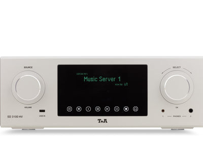 T&A SD3100 Streaming DAC - £21,990.00