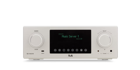 T&A SD 3100 HV Streaming DAC - £23,400.00
