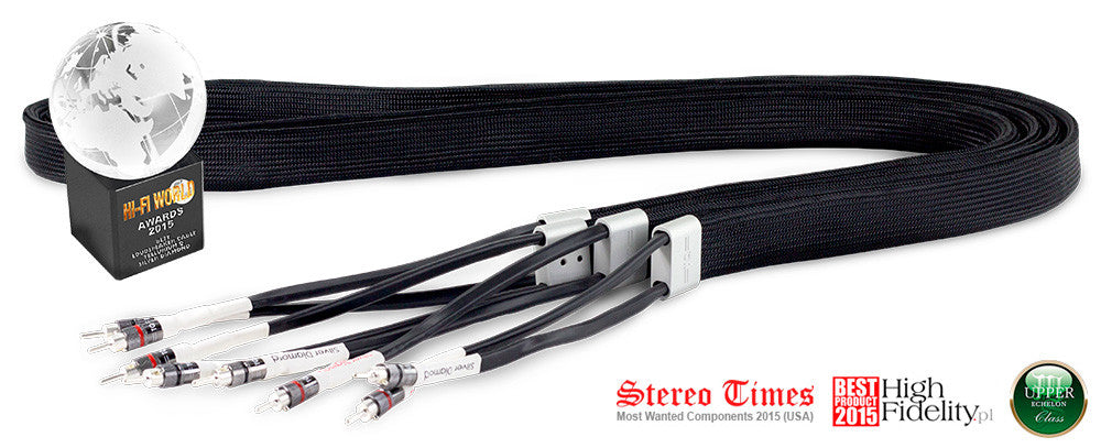 TELLURIUM Q SPEAKER CABLE: SILVER DIAMOND - Martins Hi-Fi