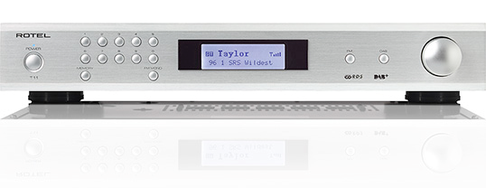 Image of Rotel T11 FM DAB Tuner