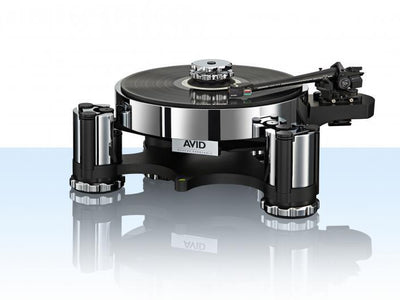 AVID HIFI Acutus SP (Excludes Arm & Cartridge) - £13,500.00