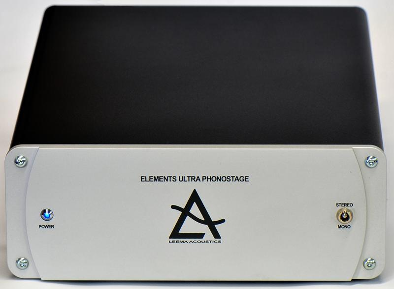 Leema Acoustics Elements Ultra PhonoStage - Martins Hi-Fi