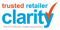 Clarity Trusted Retailer Logo