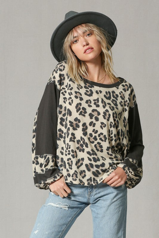 Jungle Cat Top