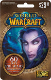 World of Warcraft 60-Day Subscription Card ($29.99)