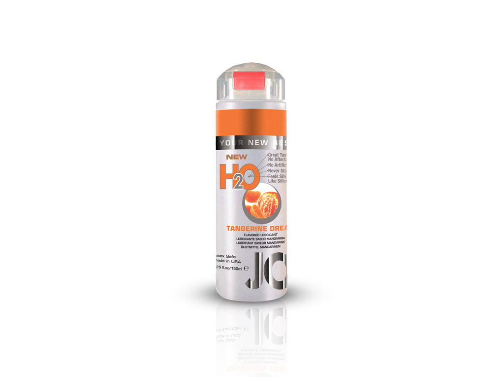 System Jo Tangerine Delight Flavoured Waterbased Lube