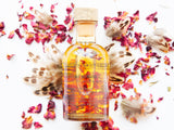 A Delicate Romance Balancing Body and Massage Oil, from Lolas Apothecary