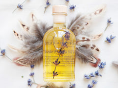 Lolas Apothecary Lavender, Vanilla Body and Massage Oil