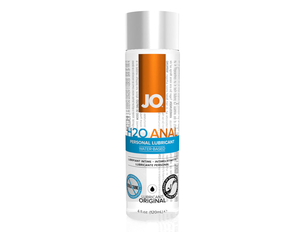 System Jo Personal Lube water based for Anal Sex
