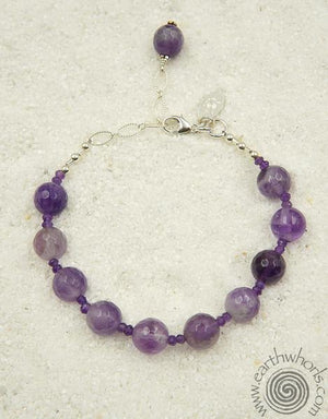 EarthWhorls Celebrates the Allure of Amethyst Take 30% off any amethyst design with code: MYAMETHYST