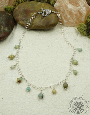 Charm Necklace - EarthWhorls, LLC