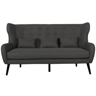 Harry 3 personers sofa - grå