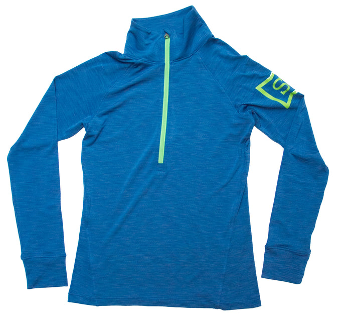 PKBGT ACE Performance Half-Zip