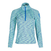 Ace Performance Heat Half-Zip Blue/Lime