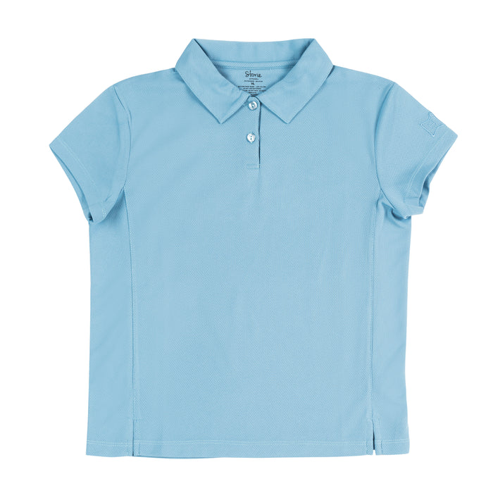 Confident ICE Polo - Birdie Blue