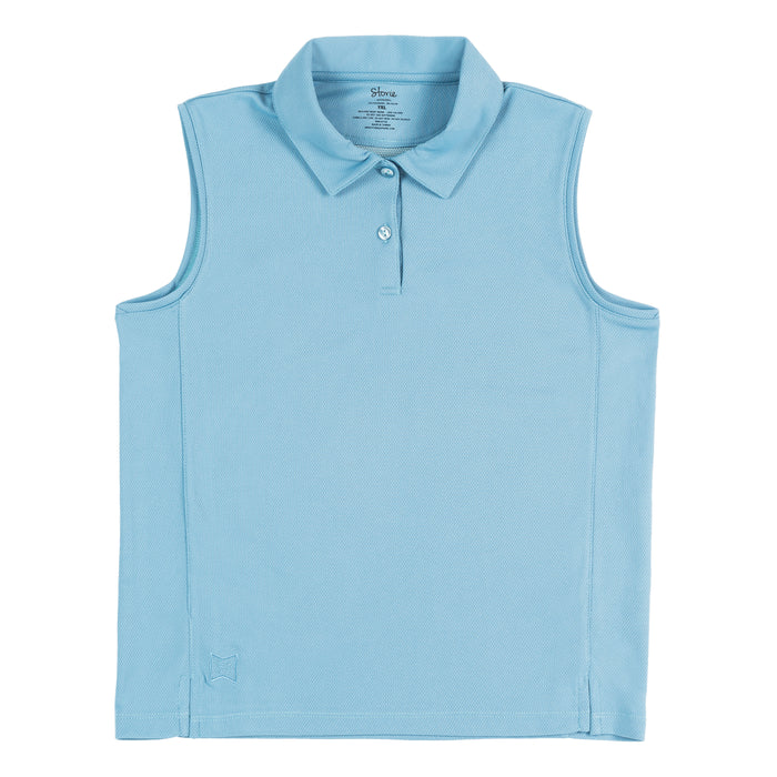 Precision ICE Polo Birdie Blue