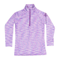 Ace Performance Heat Half-Zip Mountain Top