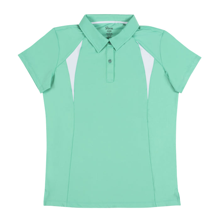 Confident 2.0 Polo - Mint
