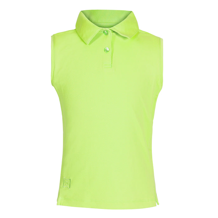 Precision ICE Polo Dragonfly Green