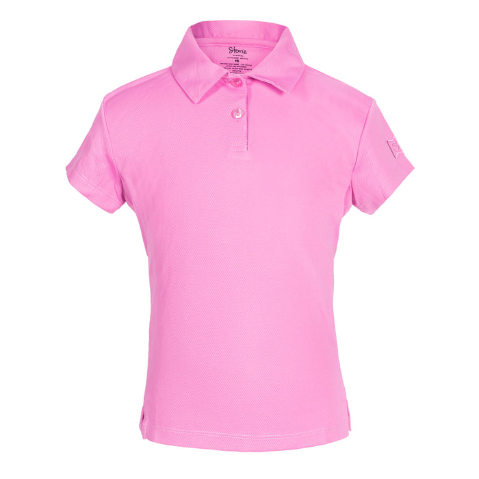 Confident ICE Polo - Radiant Orchid