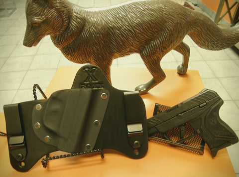 Holster for Ruger LCP II at Foxx Holsters