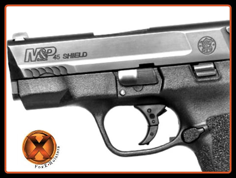 New S&W M&P Shield .45