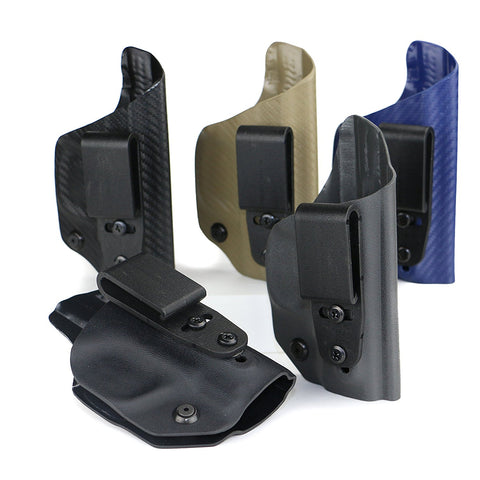 """Deluxe Trapp"" IWB Holster (All Kydex)"