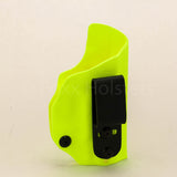 Safety Yellow Deluxe Trapp holster